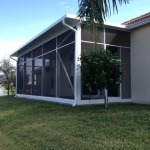 Insulated Roof Screen Enclosure